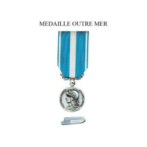 Médaille Outre-Mer