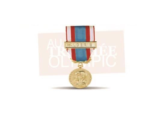 medaille commemorative algérie