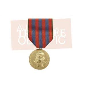 médaille commemorative française