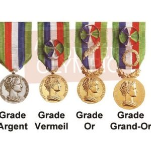 medaille honneur agricole
