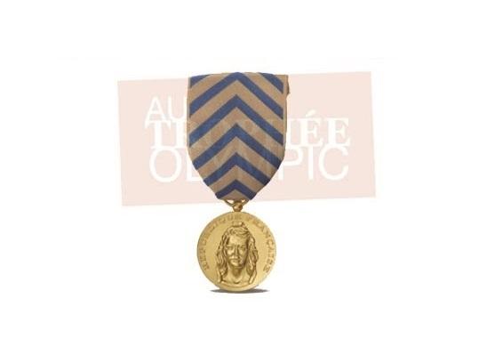 medaille mrn reconnaissance nation