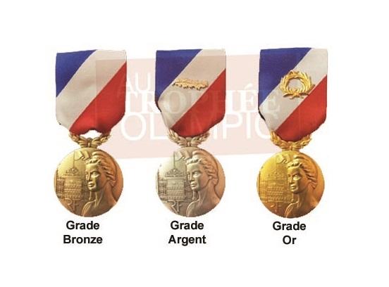 médaille sécurité intérieure msi