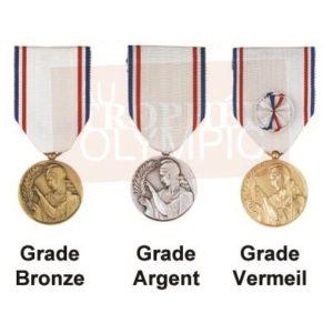 médaille reconnaisance française