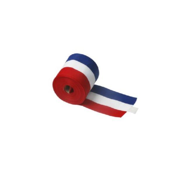 ruban inauguration tricolore